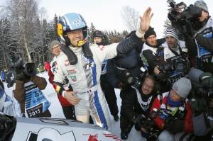 Ралли Швеции 2013 — 2 этап
