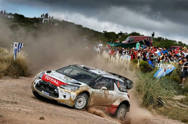 Ралли Аргентины WRC 2015 — 4 этап