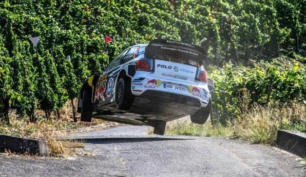 Ралли Германии WRC 2015 — 9 этап