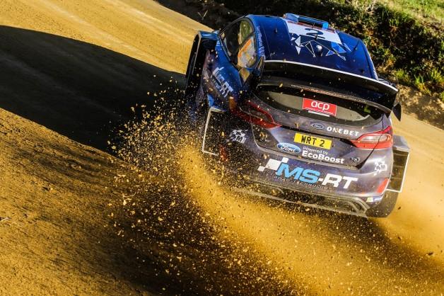 Ралли Португалии WRC 2017 — 6 этап