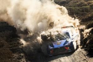 Ралли Италии WRC 2017 — 7 этап