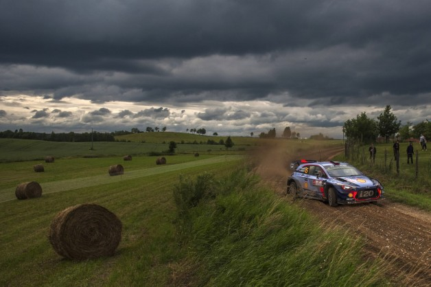 Ралли Польши WRC 2017 — 8 этап