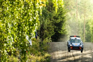 Ралли Финляндии WRC 2017 — 9 этап