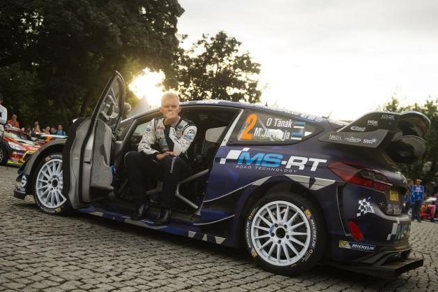 Ралли Германии WRC 2017 — 10 этап