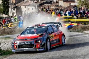 Ралли Испании WRC 2017 — 11 этап