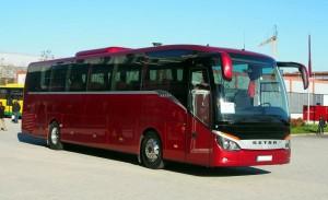Классификация автобусов