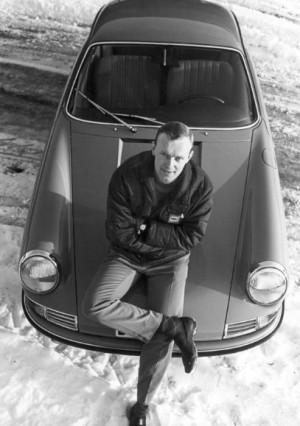 Бьорн Вальдегорд — первый раллийный чемпион