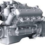 Двигатель работает на воздухе