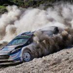 Ралли Италии WRC 2017 - 7 этап