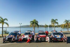 Ралли Аргентины WRC 2017 — 5 этап