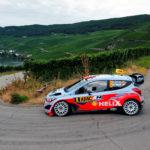 Ралли Германии WRC 2015 - 9 этап