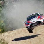 Ралли Португалии WRC 2017 - 6 этап