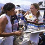 Мишель Мутон | Быстрейшая женщина в мире