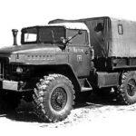 Урал 375 17 150x150 - Урал-375 История появления легендарного грузовика