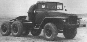 Модификации автомобиля Урал 375 и Урал 375Д